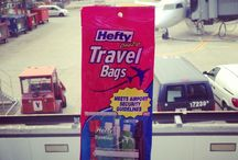 Hefty Travel Tips & Packing Tips