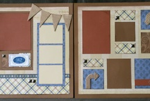 Scrapbook Layouts / by Laurie MacTavish
