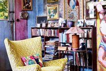 Boho-Hippie-Chic / Ihr möchtet wissen, wie ihr euer Zuhause im angesagten Boho-Hippie-Style einrichten könnt? Lasst euch von uns inspirieren! We <3 Hippie!