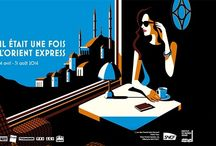Orient Express to Paris