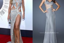 Golden Asp Red Carpet Lookalikes / Here's what the celebrities are wearing. We always have something comparable. / by Golden Asp