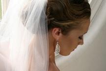 Bryllup opsat hår