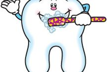 February is Dental Health Month / by Leigh Taylor