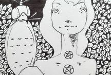 My Tarot and inspiration / Working on a Tarot deck! The deck will be launched on Indiegogo as of september 2018.  https://mailchi.mp/c16dcc63a2dc/tarot-deck-diego-gabriele