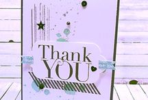 Thanks / Cards and gift ideas to say thank you