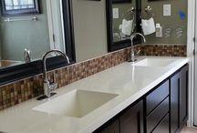 Bathroom Remodel / by Stephanie Wafer