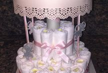 diapers cakes