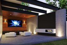 Exterior spaces