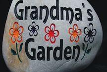 Grandtante garden
