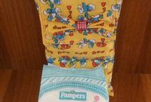 Porta pannolini / Creazioni handmade