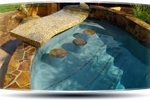 Pool Design / by Rhondi DiGiorno ~ Big Mama's Home Kitchen