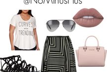 NoMinusPlus Styles / My outfits that I created on Polyvore!