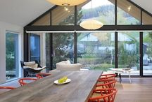 Ski Chalets / Stylish and key for spending time on those slopes. together we discover...