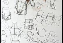 Art ref. Figure drawing