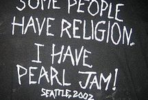 All things Pearl Jam
