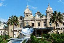 Travelling Around Monaco