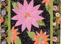 Homemade Gifts for Mom / Quilt patterns for mother's day, including pretty quilts and floral quilts / by FaveQuilts