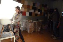 Making Of - Produção Fotográfica Sonae Indústria / Design: Duarte Malhão Fotografia: Filipe Pombo Produção: Elsa Santos Decoração: maria inês home style