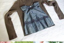 reciclando roupas