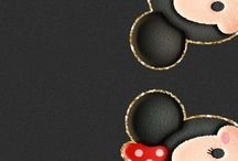 Disney Tsum Tsum Wallpaper Iphone Phone Wallpapers
