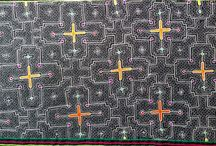 "Kené Diseño Shipibo / Shipibo Konibo redes net The intricate linear geometric and symmetrical artworks of the Shepibo Indians act as visual music maps used in Ayahasca healing ceremonies. The Icaro: ""In the deep ayahuasca trance, the ayahuasca reveals to the shaman the luminous geometric patterns of energy. These filaments drift towards the mouth of the shaman where it metamorphoses into a chant or icaro."""
