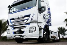 Iveco / Acitoinox is leader in stainless steel accessories, manufacture and design for #truck #tuning