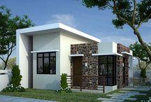 house plans bungalow modern
