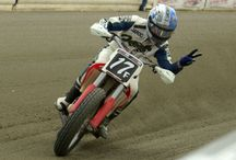 2014 Virginia Mega Mile / AMA Pro Flat Track heads to New Kent, VA for the second annual Virginia Mega Mile at Colonial Downs! The 1.25mi race track is a spectacle to see in person. / by AMA Pro Flat Track