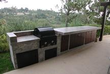 Outdoor Kitchen & BBQ