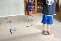 Kids: Fine & Gross Motor Activities