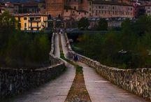 Steder jeg vil se Emilia Romagna