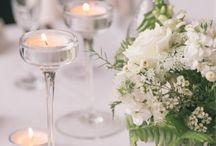 Bröllopsdekorationer