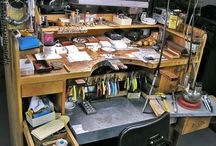 Makers & their studios / Makers of any type other than Blacksmiths and Mosaic Artists-- they get their own boards. ;)