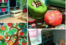 basement makeover / by Creative Insight Psychotherapy