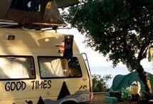Camping/Van life