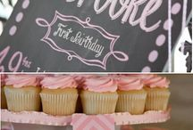Baby's 1st Birthday Party / by Sandy S.