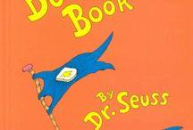 Dr. Seuss in the Gregg-Graniteville Library