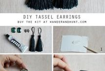 diy jewellry, tutorial and not only ;)