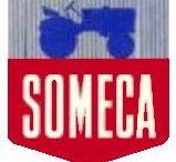 Tracteur SOMECA