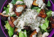 Vegan Recipes / by Jennifer Lehr