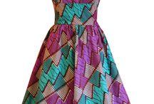 Ali's African Dress