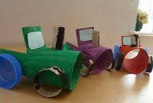 making car crafts