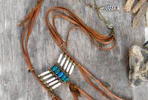 Bijoux Indiens ou inspiration indienne (U.S)