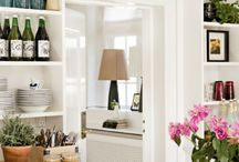 BUILT-INS // BOOKCASES / by Mandy McGregor