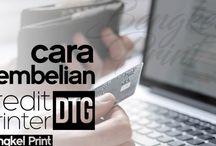 cara pembelian kredit printer DTG