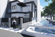 Atap Rumah Studio / Creative Design