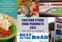 Newsletters / by Custard Stand
