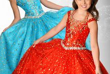 Ritzee Girls Pageant Dresses Spring 2015