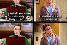 The Big Bang Theory (: / by Katie Schulze