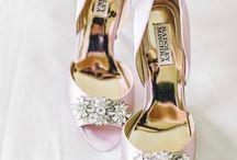 Туфельки невесты Bridal shoes